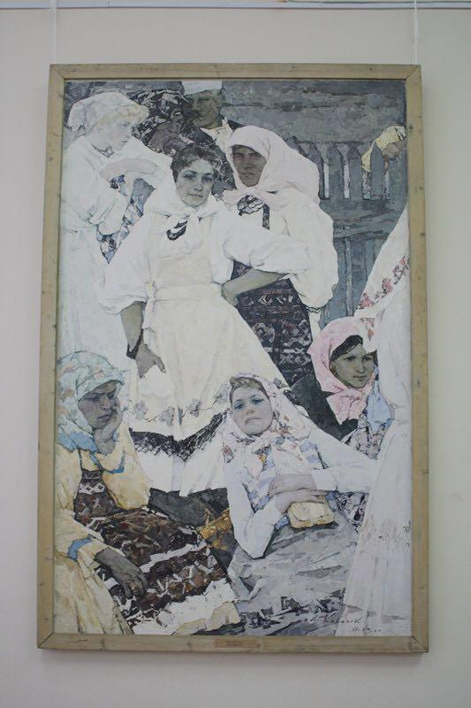 哈尔科夫美术馆  Kharkiv Art Museum   -0