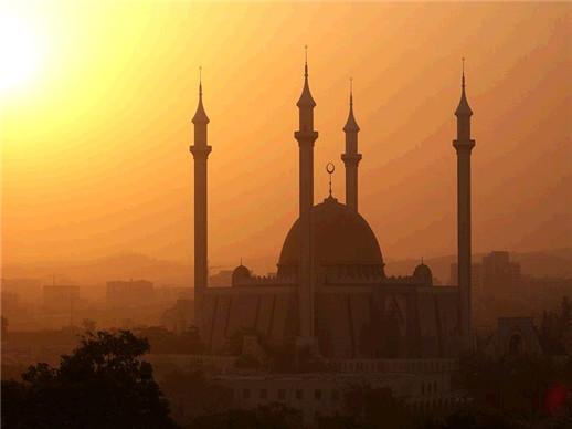 阿布贾国家清真寺  Abuja National Mosque   -1