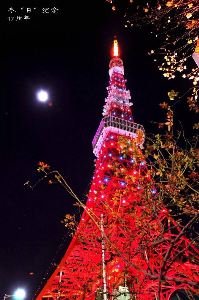 日本红叶季 | 东京铁塔看星光,富士山下泡温泉,穿着和服赏红枫,你也