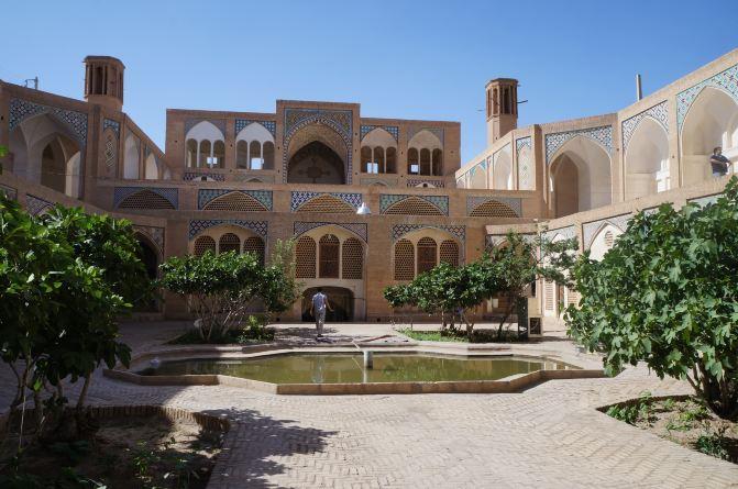 伊朗花园别墅图片