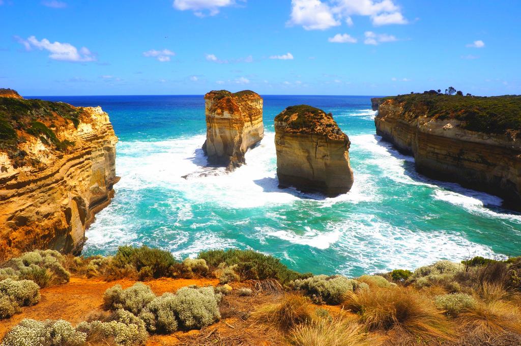 澳大利亚悉尼 凯恩斯 墨尔本 黄金海岸 新西兰奥克兰