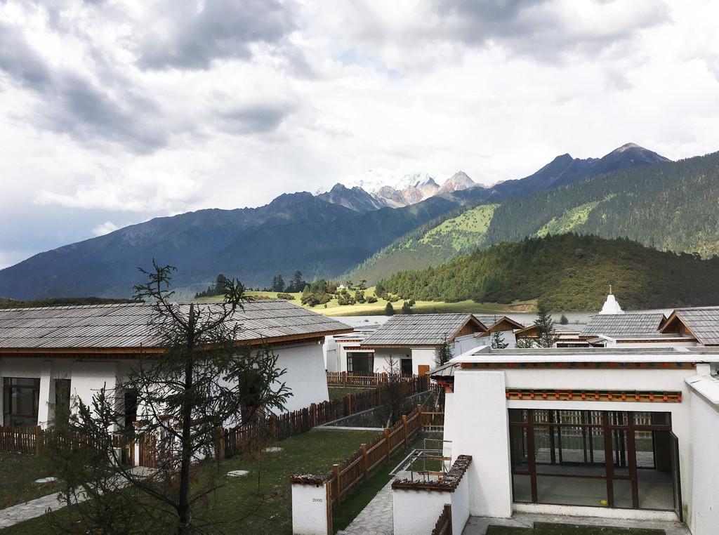 八月的茶马古道(10)---西藏林芝鲁朗小镇和酒店图片
