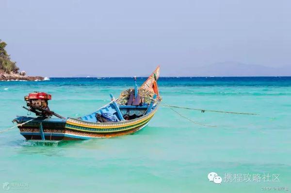皇帝岛曾是泰国王室度假的专属海岛