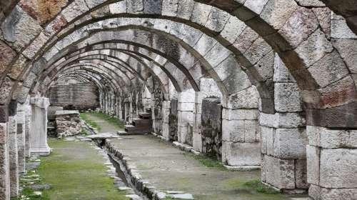 古代市场博物馆