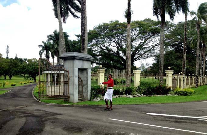 總統府  The Presidential Mansion   -4