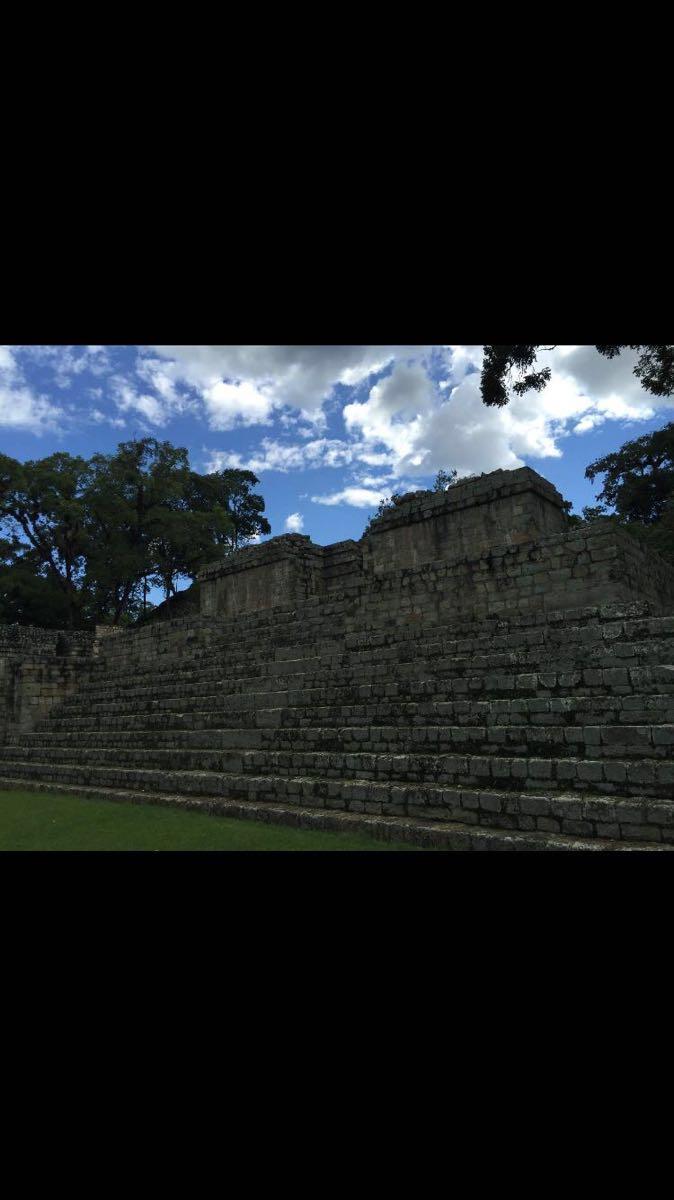 科潘玛雅遗址  Las Copán Ruinas   -1