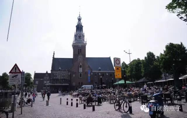 阿克马乳酪市场  Alkmaar cheese market   -1