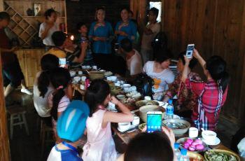 【羌族美食林】肇兴黎平美食美食附近古镇,肇携程阿坝饭店图片