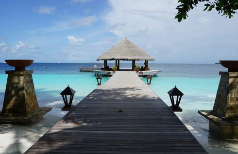 结婚六周年马尔代夫甜蜜之旅