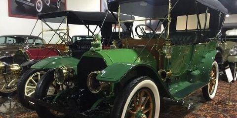 內瑟克特汽車博物館