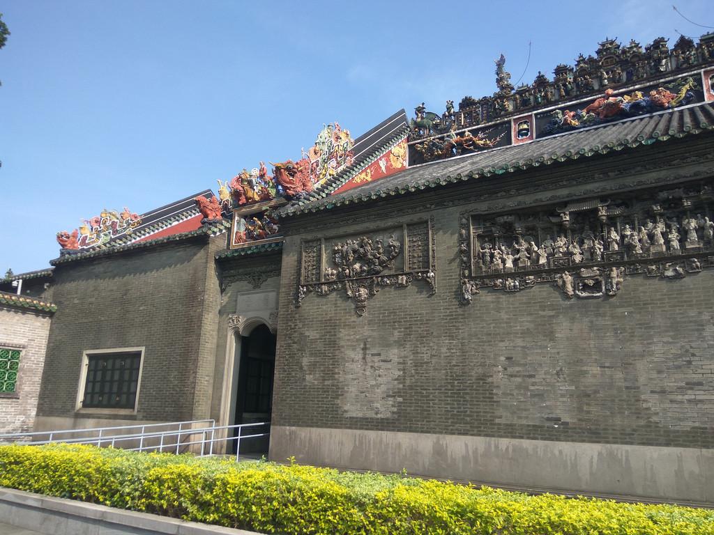 2017国庆游羊城