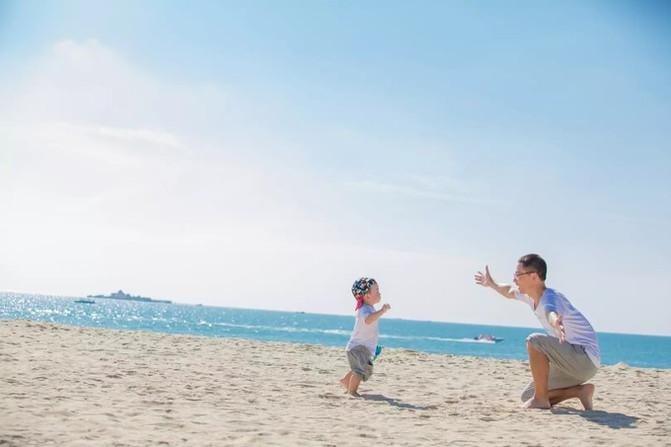 亚龙湾红树林度假酒店私人海滩