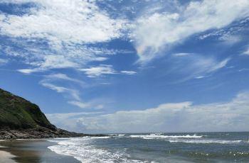 惠东盐长春杨屋村海滩攻略,惠东盐洲岛杨屋村洲岛三亚旅游攻略图片