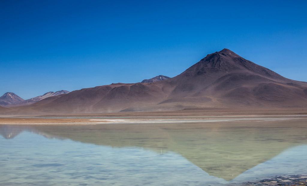 玻利维亚】高原盐湖,火烈鸟.南美洲最美的风景!
