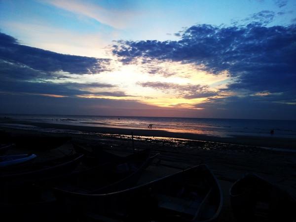 北海 银滩 涠州岛 2016端午自由行(一)