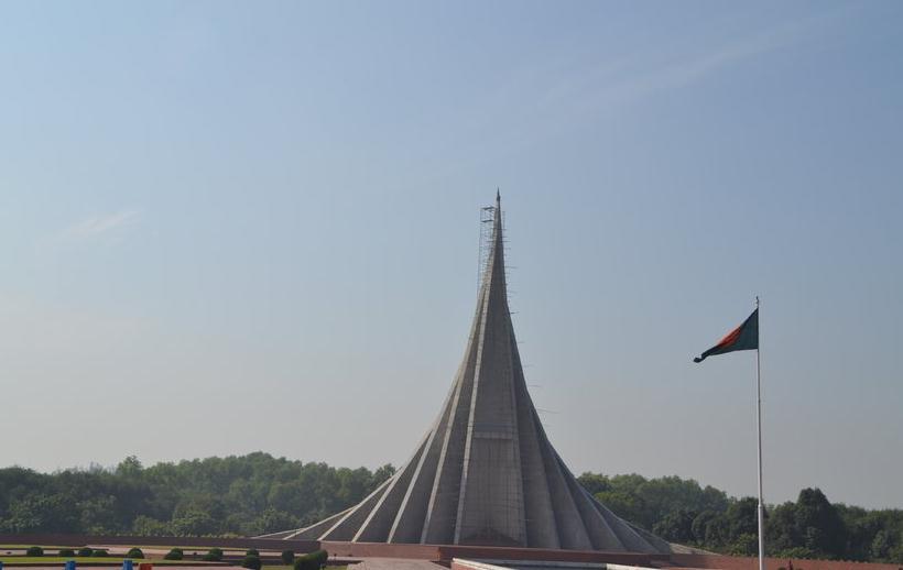 国家烈士纪念碑  Bangladesh National Martyrs' Memorial   -0