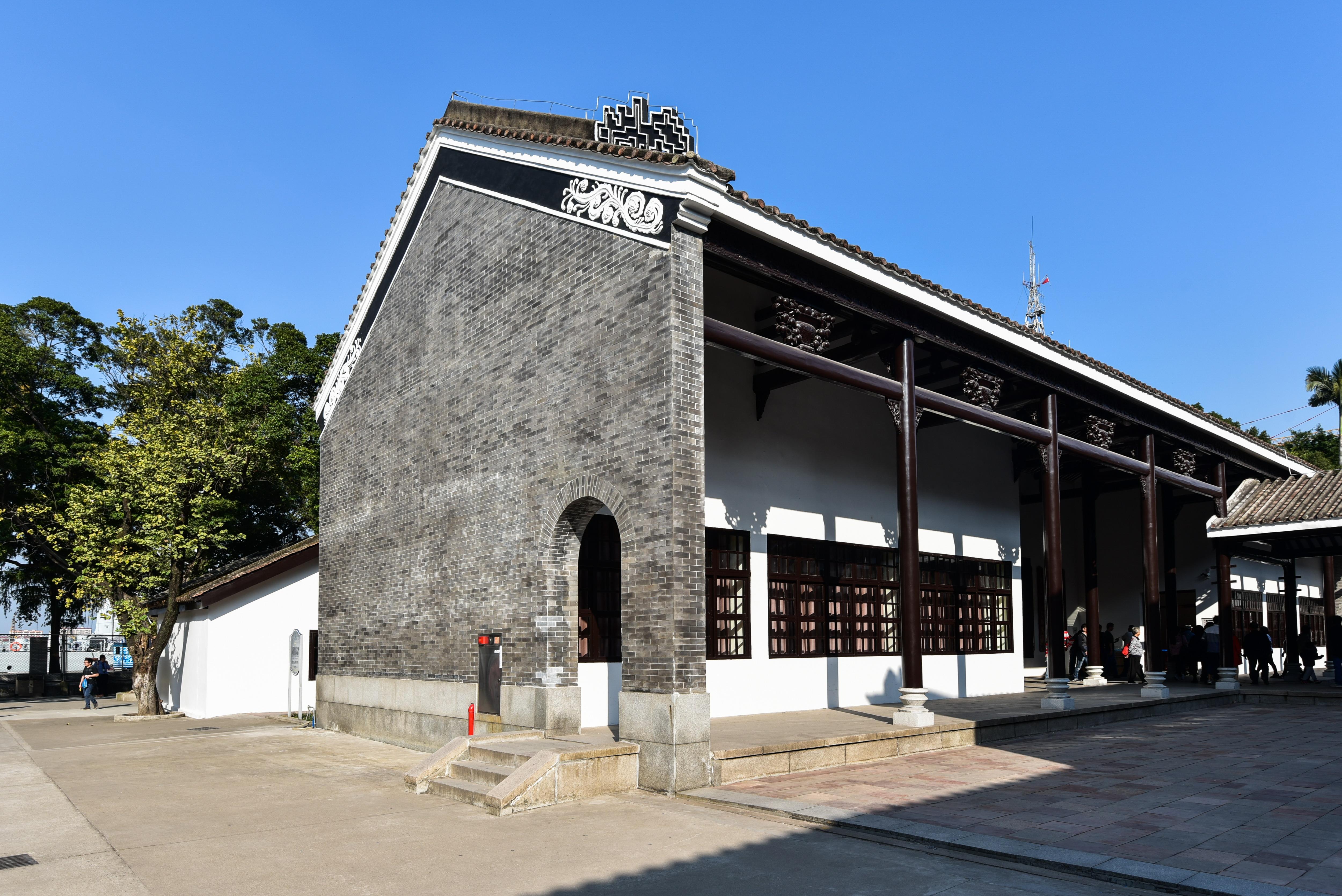 黃埔軍校舊址紀念館    -3