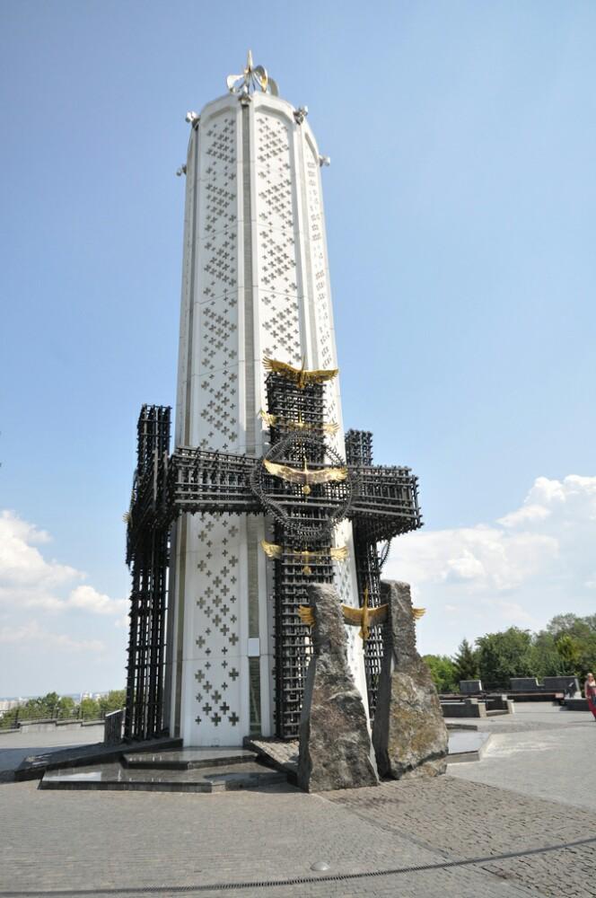 """国立大饥荒受害者纪念博物馆  National Museum""""The Memorial in Commemoration of Famines'Victims in Ukraine""""   -0"""