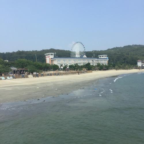 阳西沙扒湾月亮湾青州岛自驾3天游