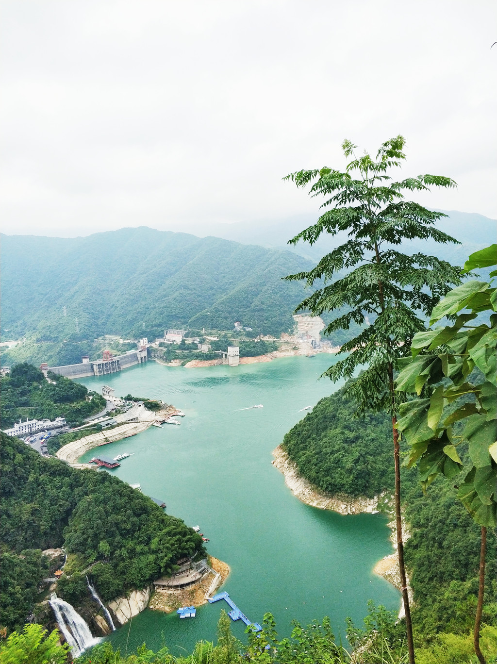 长沙周边旅游攻略:周末游小东江