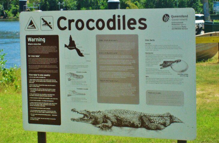 哈德利鳄鱼农场  Hartley's Crocodile Adventures   -2