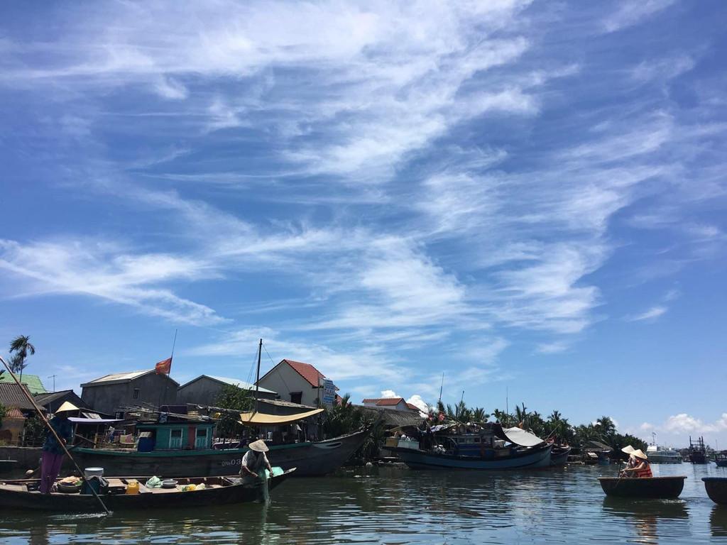 第4天 2016-06-17 会安                                 迦南岛