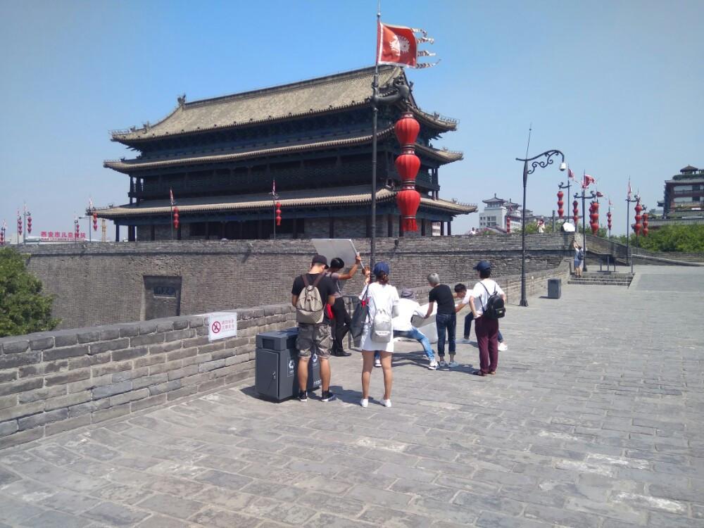 西安旅游素材图片大全