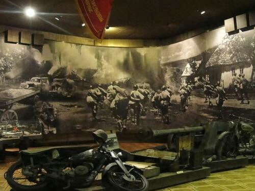 国立卫国战争历史博物馆  National Museum of the History of the Great Patriotic War   -0