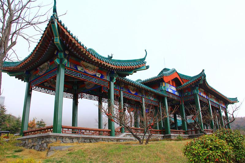 山东威海仙姑顶景区