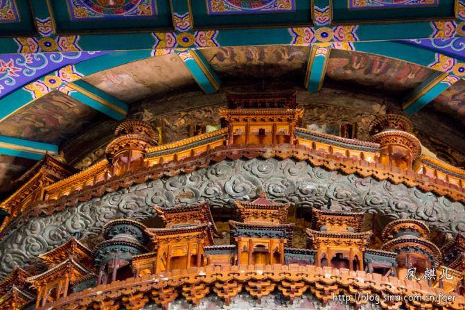 [凤麒儿]北京古代建筑博物馆——先农坛