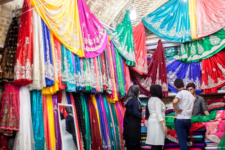 大巴扎  Bazaar Vakil   -1