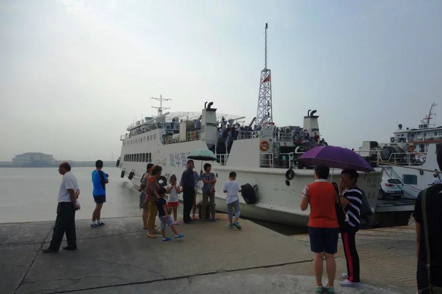 蓬莱长岛做神仙