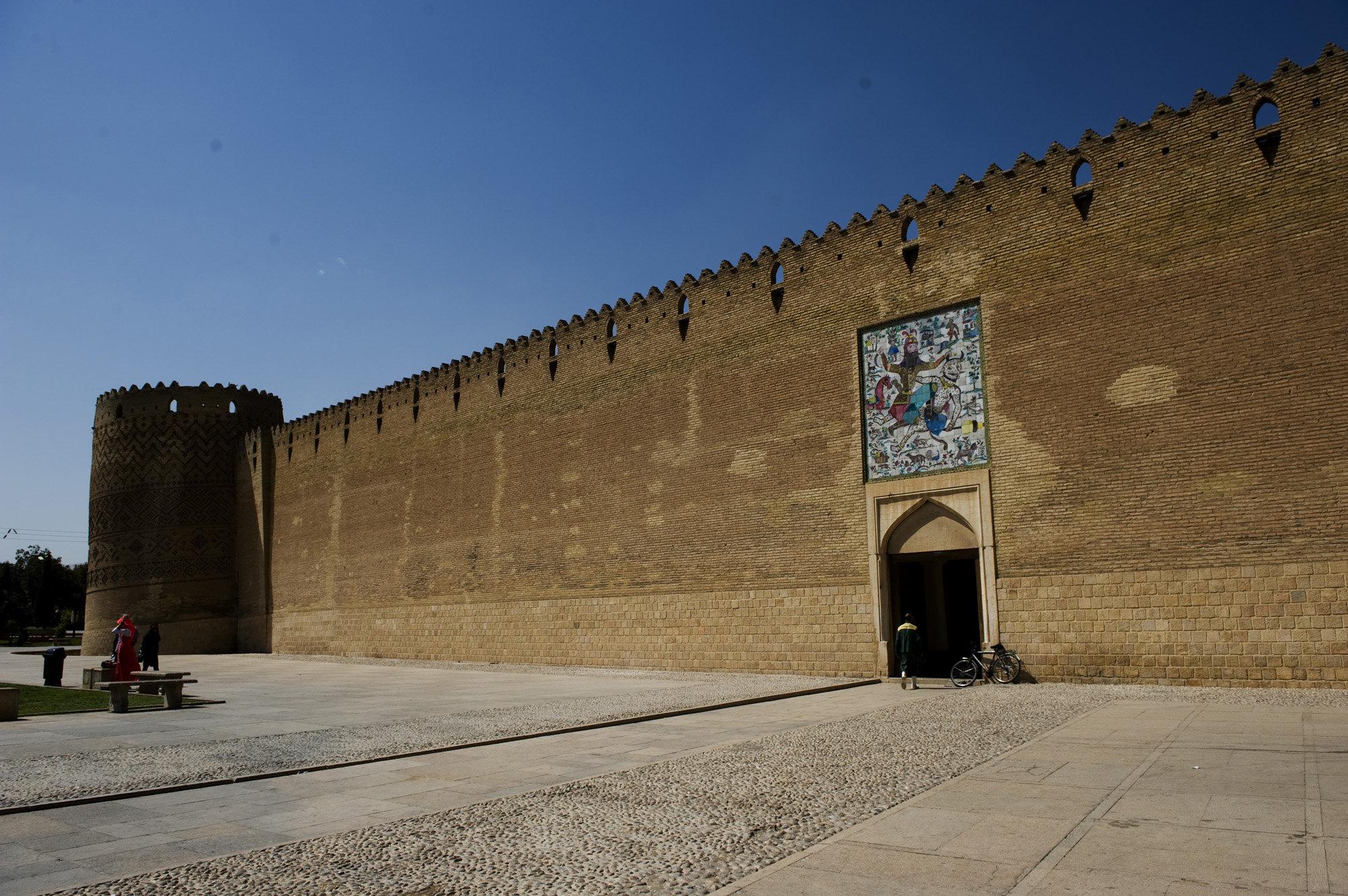 卡里姆汗古城堡  Citadel of Karim Khan   -0