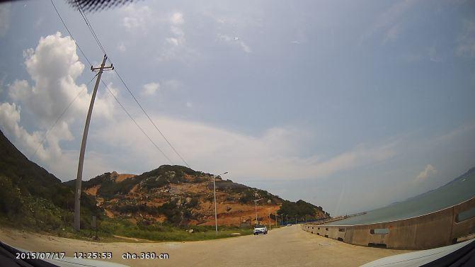 【微匹万里行】第二天:南澳岛风电场/宋井 - 厦门