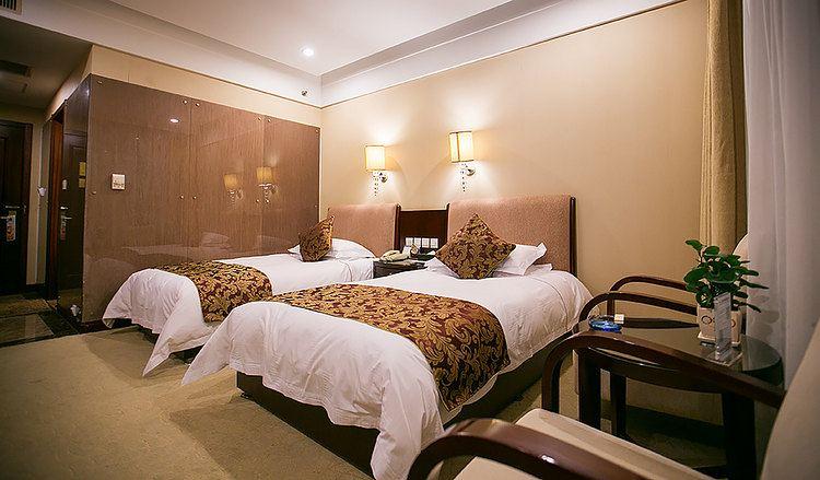 背景墙 房间 家居 酒店 设计 卧室 卧室装修 现代 装修 750_439