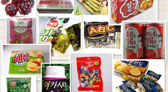 扒一扒韩国零食为什么在中国受欢迎?