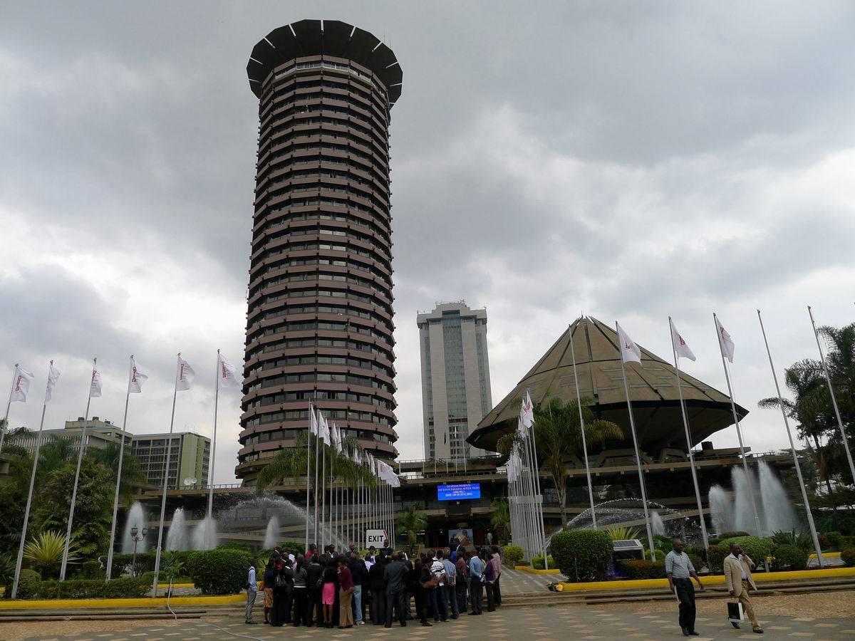 肯雅塔国际会议中心  Kenyatta International Conference Centre   -2