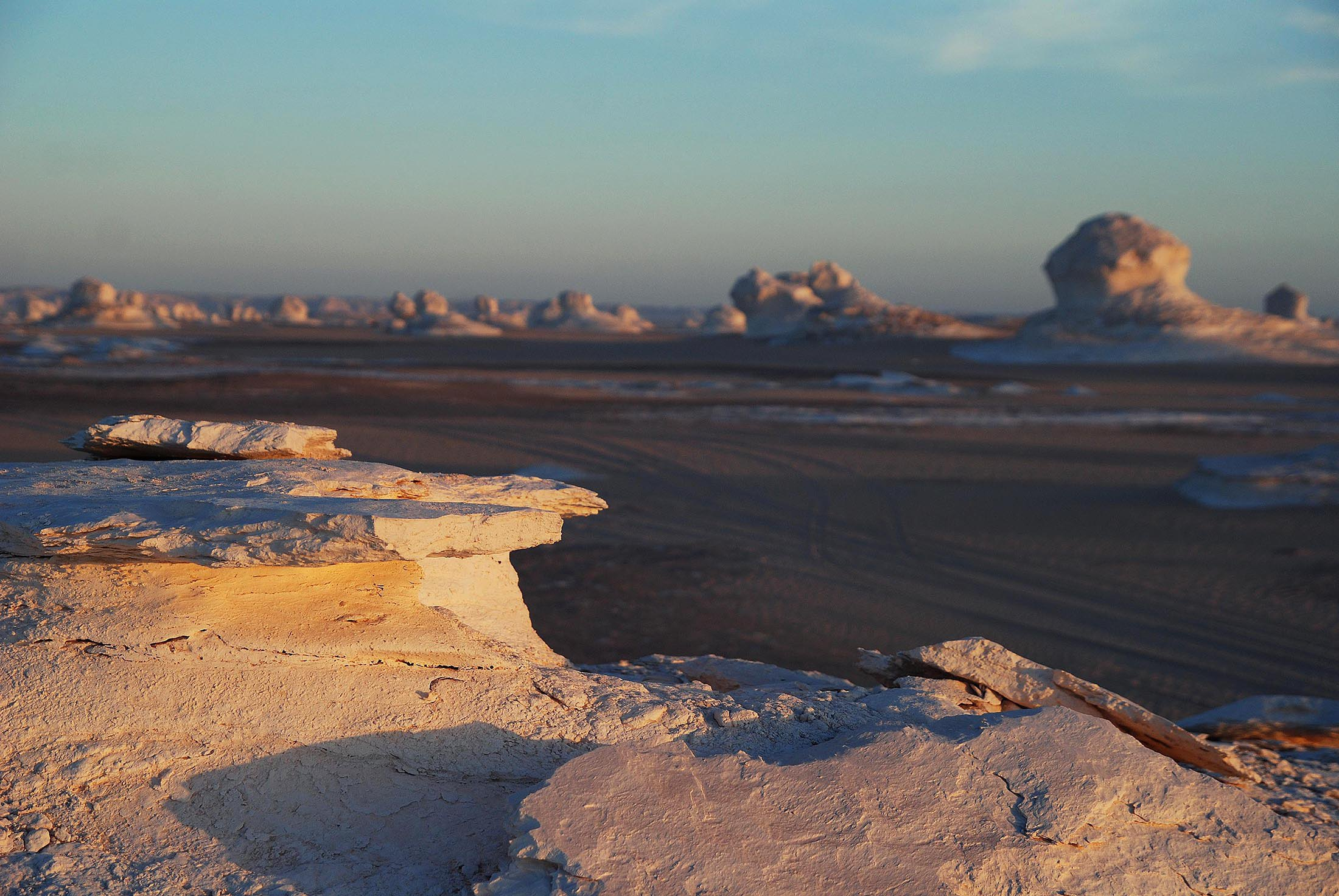白沙漠  White Desert   -2