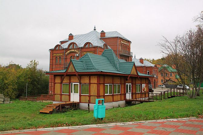 北方乡村欧式别墅图片大全