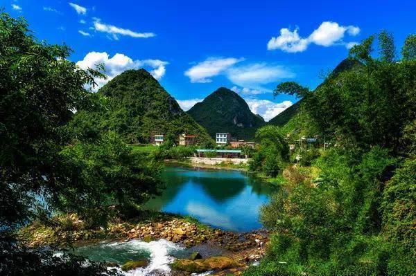 超越丽江的世外桃源文山壮族自治州图片