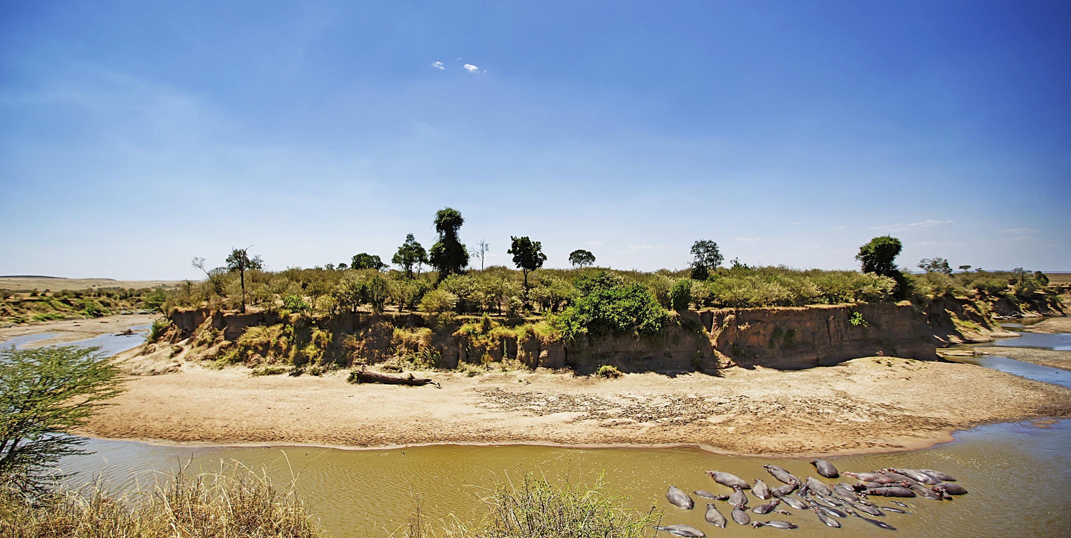 马拉河  Mara River   -3