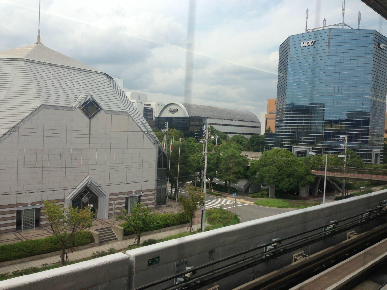 ucc博物馆在神户飞机场附近