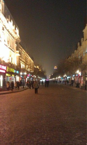 上海至哈尔滨,感受冰天雪地