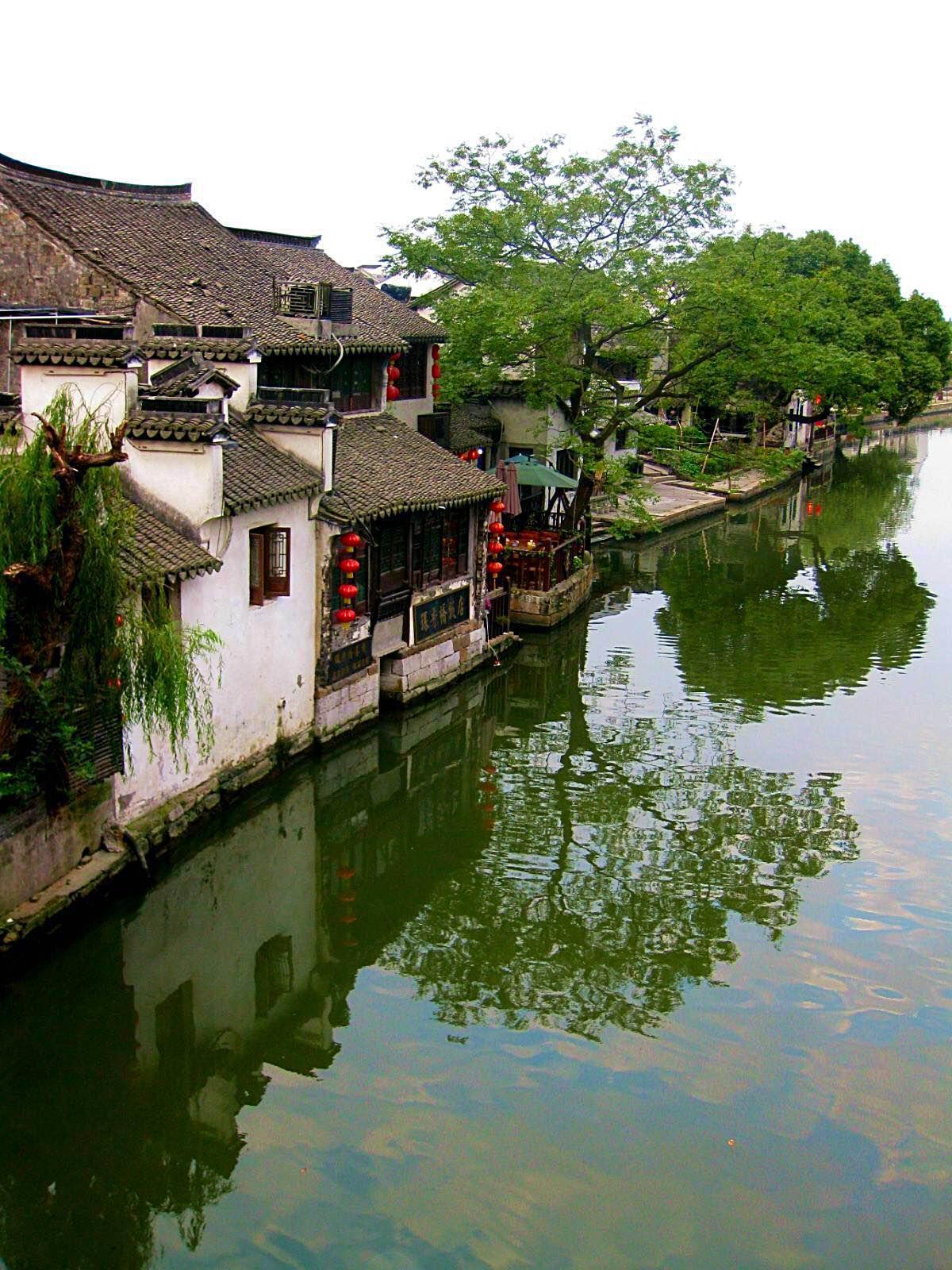 江南水乡浏览