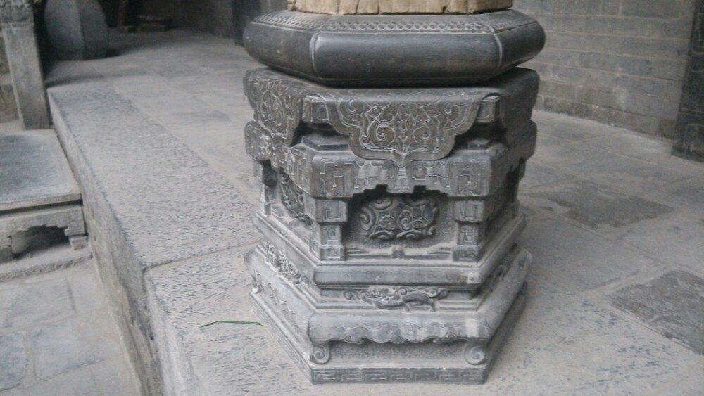 柱子石雕底座