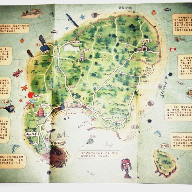杭州-北海的往返航班虽然便捷