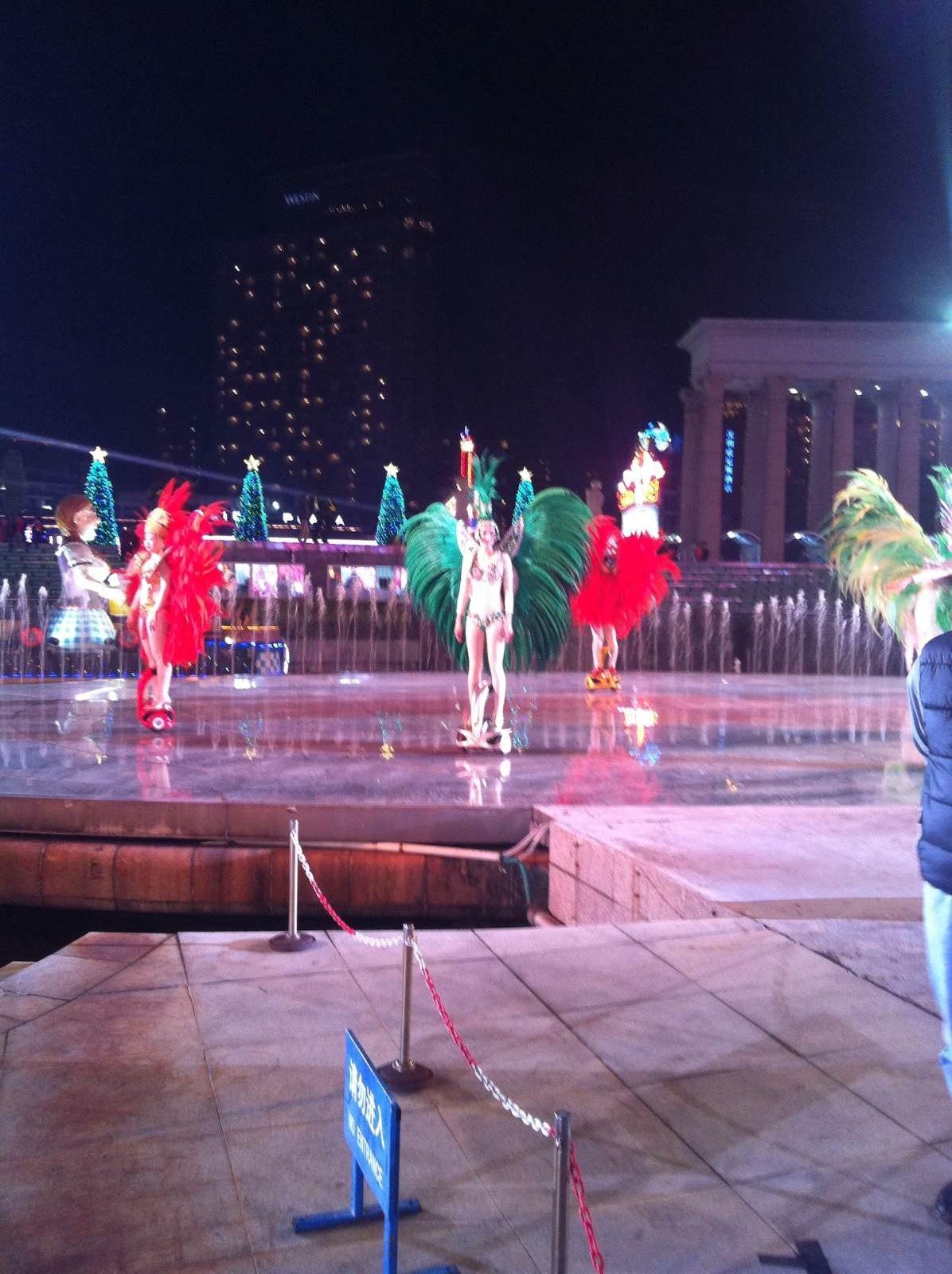我的中国梦才刚刚开始--深圳.