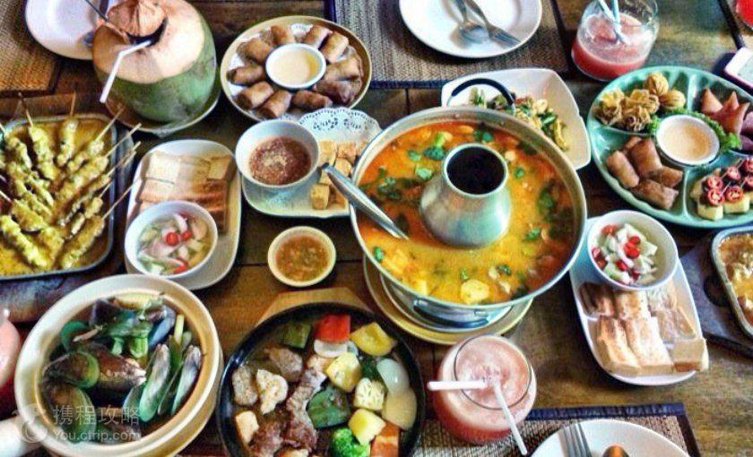 pp tonsai围餐 ,大自然餐厅,皇帝宴鱼翅餐,王大福泰式风味餐,leamhin图片