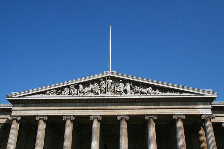 古罗马建筑手稿图片展示
