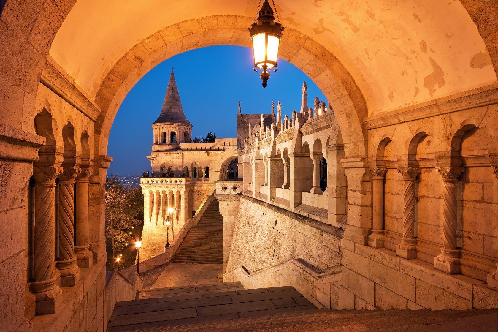 布达佩斯  Budapest   -1